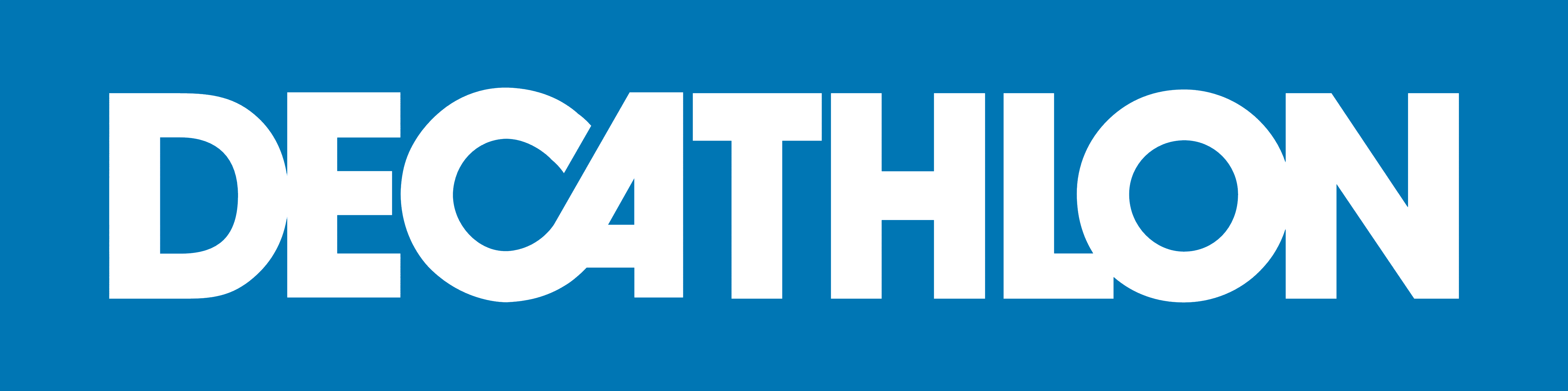 Decathlon logó